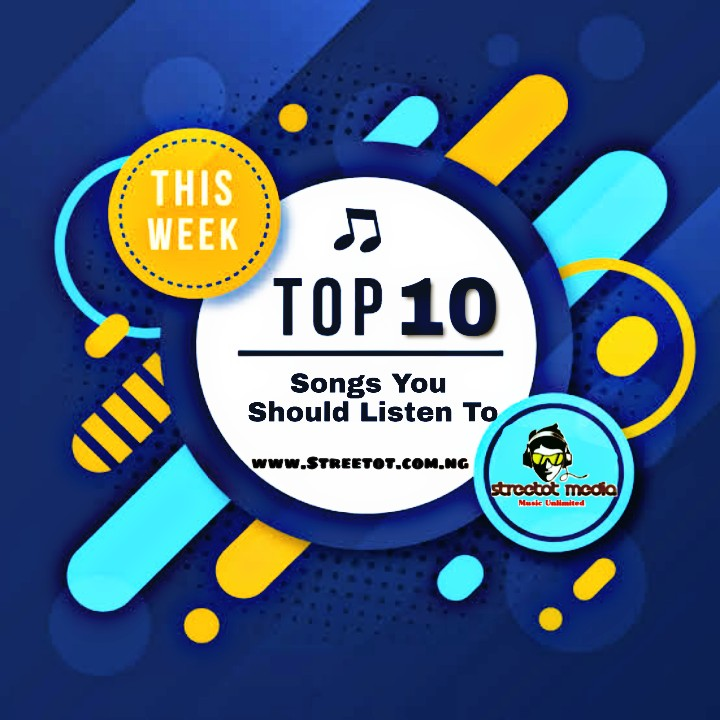 Top 10 song Of The Week