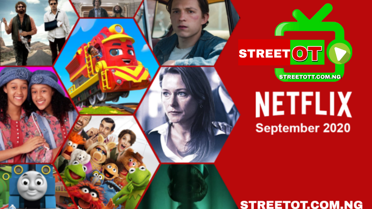 Netflix New Releases: Movies And TV Shows Streaming In September 2020