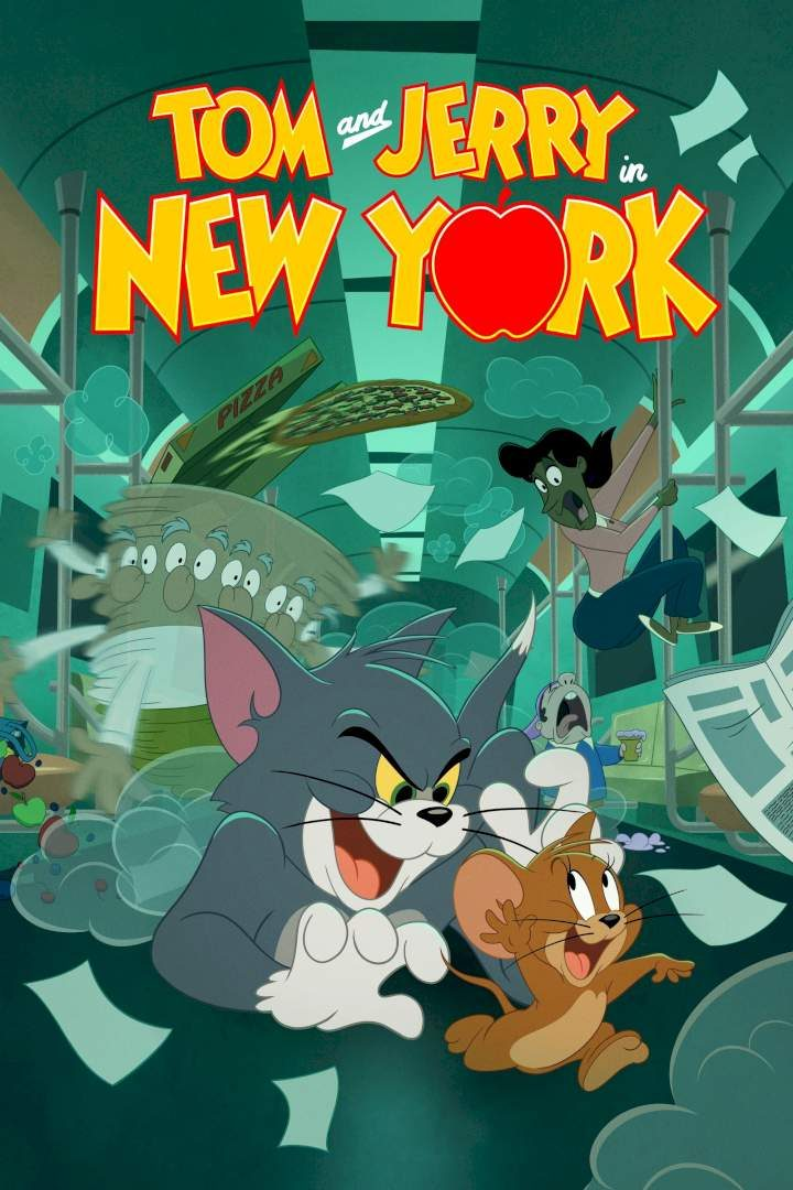 Tom And Jerry in New York Season 1 Episode 1 – 7 (Complete) Tv Series